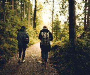 Inspiring Walk